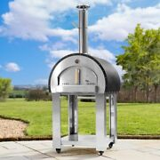 Harrier Arvo Pizza Oven [large] | Proffesional Wood Fired Oven Andndash Garden/outdoors