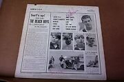 Rare 1963 Surfinand039 Usa Lp Signed By All 5 In 1963 And 1964 The Beach Boys Autograph