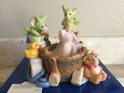 Pocket Dragons Bathing The Gargoyle Limited Edition Mint Condition