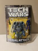 Tech Wars / Exo Squad Jt Marsh Aerial Attack Lt. Jimbo Mayor New In Package
