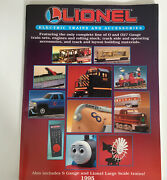 1995 Lionel Electric Trains And Accessories Catalog 0 027 S Gauge And Large Scale