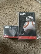 Sphero Bb-8 App-enabled Droid W/ Force Band Nib And Plastic From Manufacture