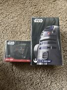 Sphero R2-d2 App-enabled Droid W/ Force Band Nib And In Manufacture Plastic
