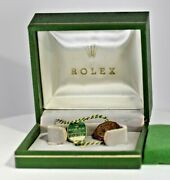 Rolex 5512 Box Tags Papers Certificates Inner Box Price Tag Anchor