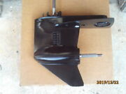Mercury Mariner Lower Unit For 40,50, 55 65 70 And 75 2 - 4 Cylinder'74- -'88