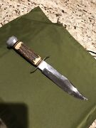 Edge Brand Bowie Knife. Germany. Style 472