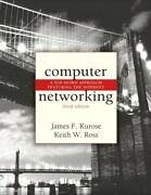 Computer Networking A Top-down Approac... By Ross Keith W. Mixed Media Product
