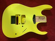 Ibanez Rg Mij 765/565 Desert Sun Yellow Body - Ultra Rare Namm 1989 Awesomeness