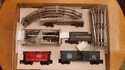 New Rare O Gauge Lionel 6-21932 Jc Penney New York Central Special Train Set Mib
