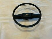 1973andndash1987 Square Body Chevy Pickup Truck Steering Wheel Horn Button Cap Emblem