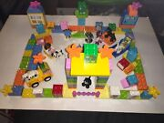 Lego Duplo Doc Mcstuffins Set Up 100 Pieces Andlsquousedandrsquo Good Condition Lot Box A014