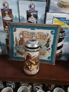 Anheuser Busch Winchester Model 94 Collectible Stein Mint Rare Promo Sample