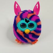 2012 Hasbro Furby Boom Voodoo Purple, Pink And Blue – Interactive Toy