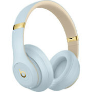 Beats By Dr. Dre Studio3 Wireless Headphones Crystal Blue / Skyline Collection