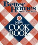 Better Homes And Gardens New Cook Book Ring Bound 9780696201882 First Edition