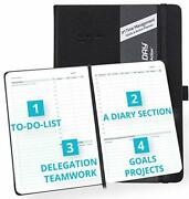 2020 Weekly/monthly Planner By Action Day - All-in-one Layout Design To Do List