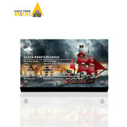 The Acrylic Display Brand For Lego Queen Anne's Revenge 4195 Toys