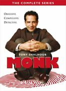 Monk The Complete Series New Dvd Ships Fast