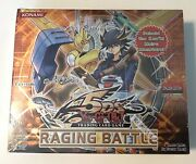 Yu-gi-oh New 1st Edition English - 5ds Raging Battle Booster Box