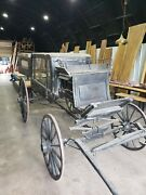 Antique Horse- Drawn Carriage