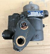 Reman Zf Power Steering Pump 7674-671-143 Fits 1989 Ford F800 E8ht-3k514-ba