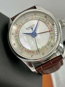 Azimuth Grand Baccarat Limited Edition Swiss Automatic Mother Of Pearl Dial 42mm