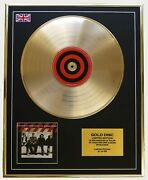 U2/limited Edition Cd Gold Disc/and039how To Dismantle An Atomic Bomband039/u2