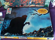 Vtg Milton Bradley 300 Lord Of The Rings And Hobbit Puzzle 250 Pieces Black Rider