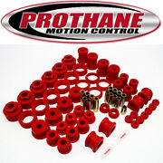 Prothane Total Bushing Kit Dodge 94-01 Ram 2500 3500 4x4 4wd Diesel And V10 Only