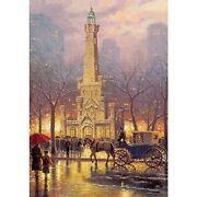 Jmbeauuuty 2000 Piece Jigsaw Puzzles For Adults Romantic Classic City View Oi...