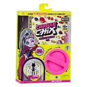 Capsule Chix Ram Rock Collection 4.5 Inch Doll With Capsule Machine Unboxing...