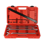 7 Pcs Fan Clutch Water Pump Holder Wrench Service Tool Set For Mercedes Benz Bmw