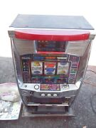 Automatic 777 32 Slot Machine Coin Operated Arcade Game With Coins 019398a S Is