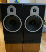 Bandw Dm1800 Speaker- Vintage From 1988 Made In England Very Good Condition