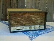 Vintage Portable Rca Victor Stereo Orthophonic Record Player High Fidelity Decor