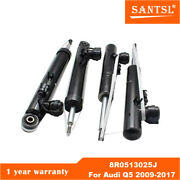 4 Pcs Front Rear Air Shock Absorbers For Audi Q5 With Ads 2009-2017 8r0513025j