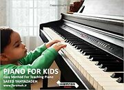Piano For Kids Easy Method For Teaching Piano, Learn To Play Famous And Fan Ea...