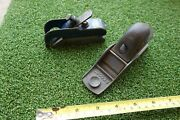 2 X Vintage Record Hand Planes Inc Model 1o2 And Another