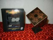 Hellraiser Lament Puzzle Box Prop Lemarchand Inferno Trick Or Treat Studios Cube
