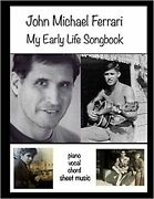 My Early Life Songbook Piano Vocal Chord Sheet Music