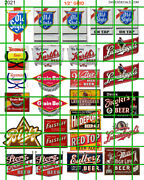 2021 Dave's Ho Decals Beer Tavern Bar Advertising Signs For Buildings Stores