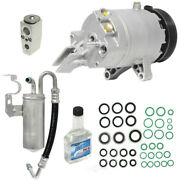 A/c Compressor And Component Kit-ss Vin 1 Eng Code L67 Supercharged Uac