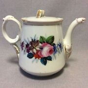 Coffee Pot Porcelain Of Marseille 17th 18th Attributed To La Factory Robert