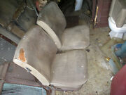 1970and039s Vintage Old Volkswagen Front Seat Frames Pair L And R Custom Rod Other