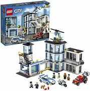 Lego City Lego City Police Station 60141 New Num Express Mail From Japan New