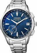 Citizen Exceed Cc3050-56l Eco-drive Gps Direct Flight Menand039s Watch New Japan