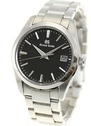 Seiko Grand Seiko Sbgx261 Black Dial Menand039s Watch New In Box From Japan