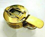 Nautical Marine Compass Brass Military Collectible Marine Compass Lots Of 10