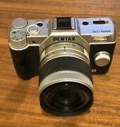 Pentax Q10 Digital Slr Camera Compact And Lightweight Main Unit Only