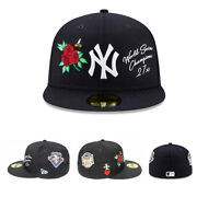 New York Yankees Icon 2.0 Side Patch New Era 59fifty Fitted Hat Cap